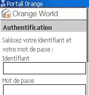 wap.orange.fr service wap émulateur ready mobi